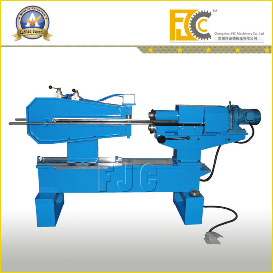 Electric Circular Shear Machine for Cutting Round Steel Plate pictures & photos