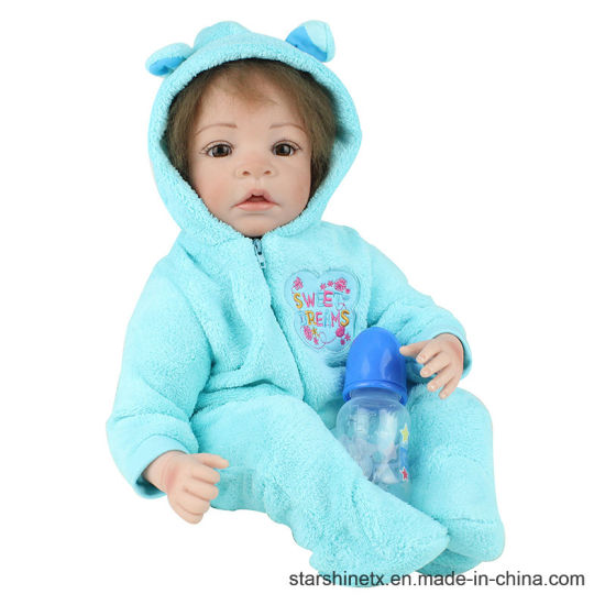 China Handmade 22 Inch Baby Alive Dolls Factory China Silicone Baby For Sale And Reborn Doll Price Made In China Com