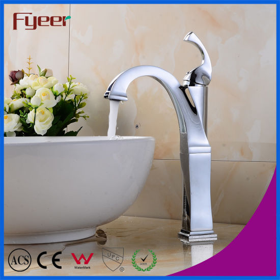 China Fyeer Original Fashion High Body Faucet Kitchen Steamline ...