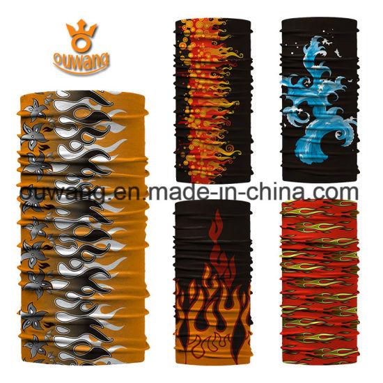 Wholesale Microfiber Polyester Multifunctional Scarf Neck Gaiter