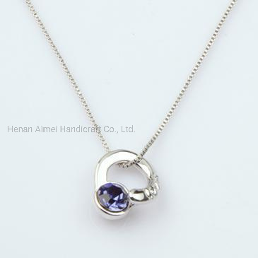 Only You-Fashion Crystal Necklace Retro Charming Pendant Necklaces pictures & photos