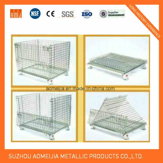 China Chicken Wire Cage Mesh /Chicken Brooder Cage - China Storage ...