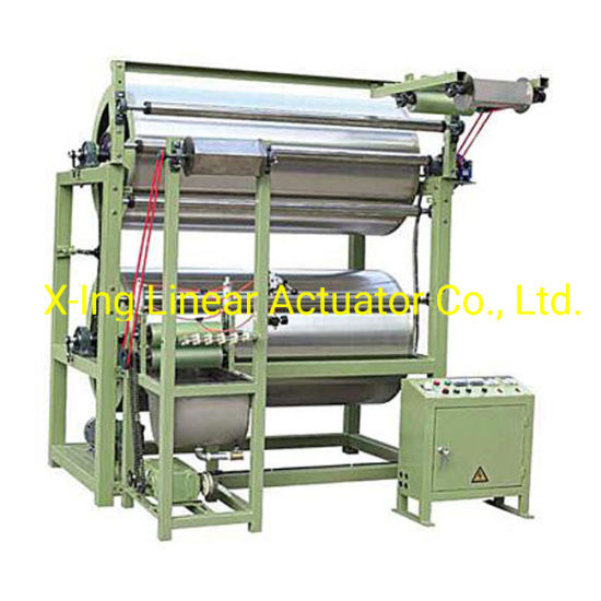 Starching & Finishing Machine for Tapes Textile Equipment