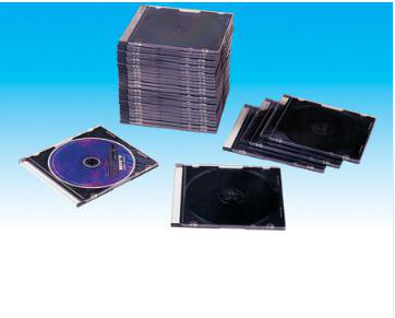 CD Cover, CD Case, CD Box 5.2mm Silm with Black Tray (YP-E501H)