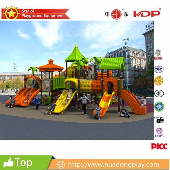 2018 Professional Romatic Children Outdoor Playground Equipment
