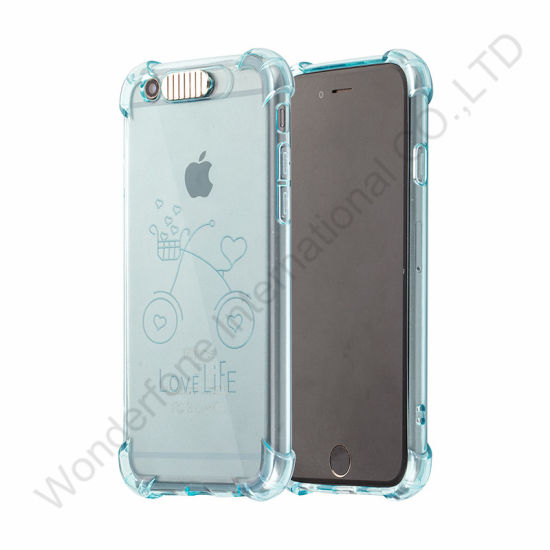 LED Light Calling Flashing Case for iPhone 7plus