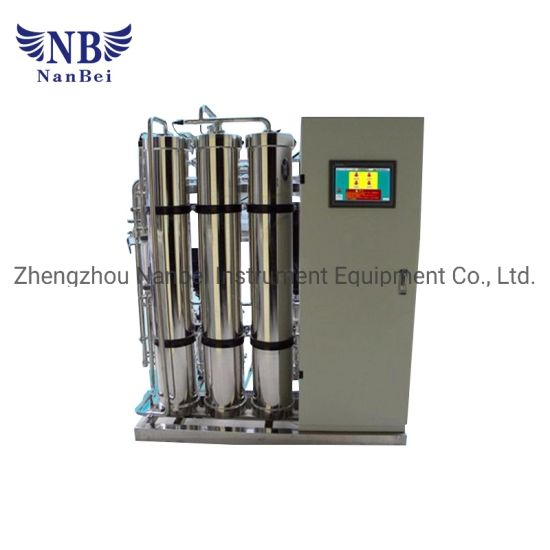 China Laboratory Industrial Pure Water System with Ce pictures & photos