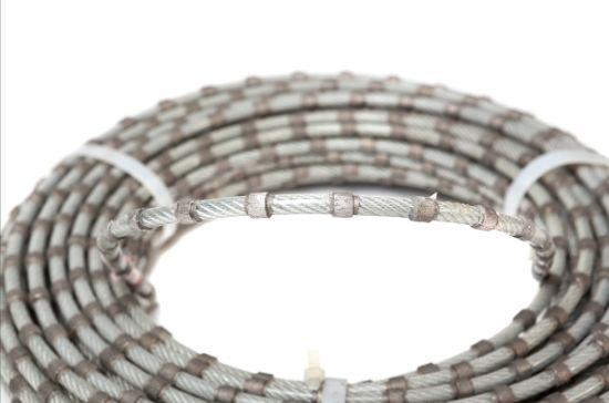 China 11.0X6.0 37bpm Travertine Block Squaring Diamond Wire Saw ...