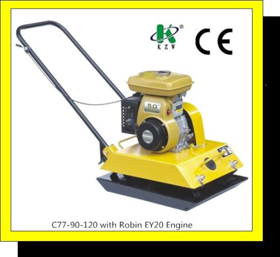 Vibrating Plate Compactor with 13.0kn (C-80, C-100) pictures & photos