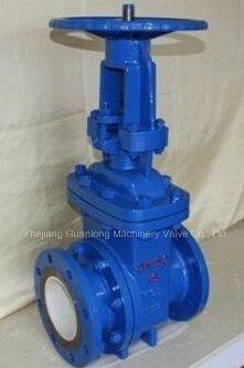 Slurry Discharge Drain Gate Valve (PZ41H) pictures & photos
