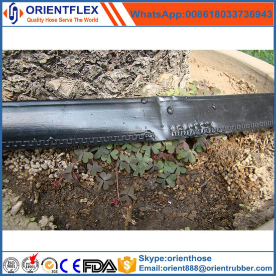 ISO Standard Drip Irrigation System Labyrinth Drip Tape pictures & photos