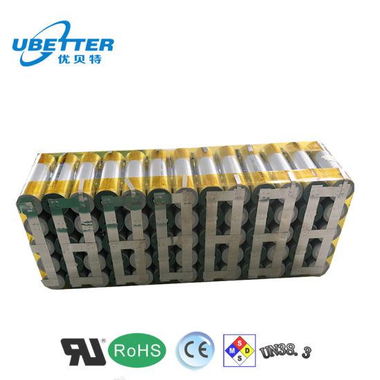 Ubetter 48V 16ah Lithium Ion Battery for E-Scooter, E-Bike, E-Motorcycle