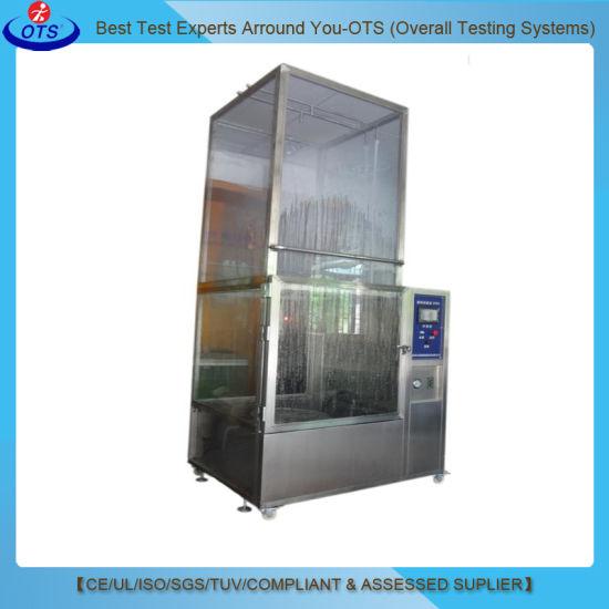 Environmental Waterproof Testing Equipment Rain Spray Test Chamber for Ipx5 Ipx6