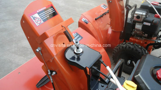 "414cc 30"" USA Lct Engine Snow Blower pictures & photos"