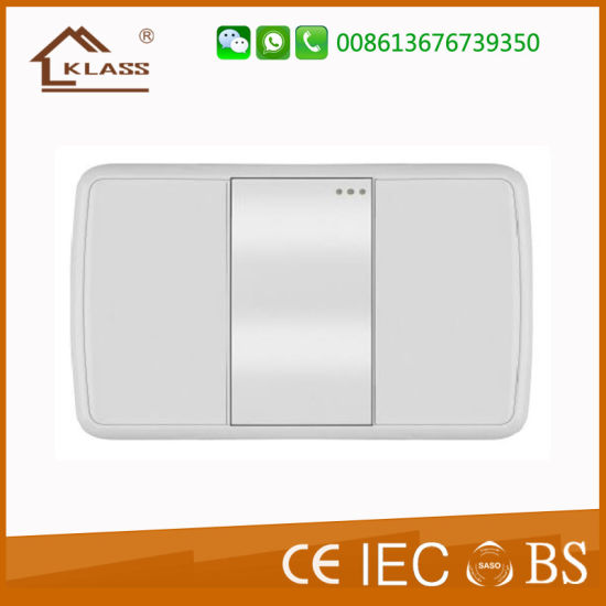 Warranty 20 Years Footlight Switch with Ce, IEC, Saso Certificate pictures & photos