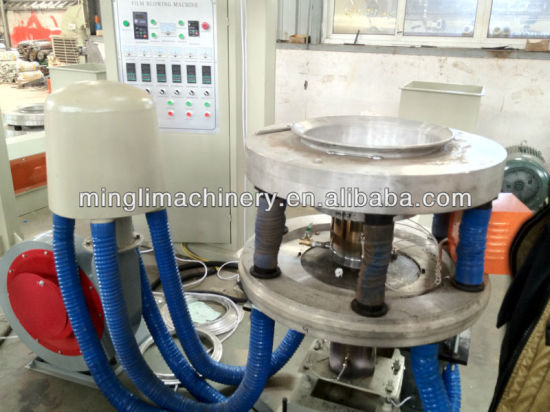 PE Film Blowing Machine for Supermarket Shopping Bags (DC-SJ) pictures & photos