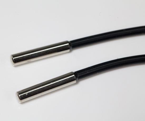 Manufacturer Production Tubular Metal House Ds18b20 Digital Temperature Sensor Mft for Home Appliances HVAC Controler Thermostat