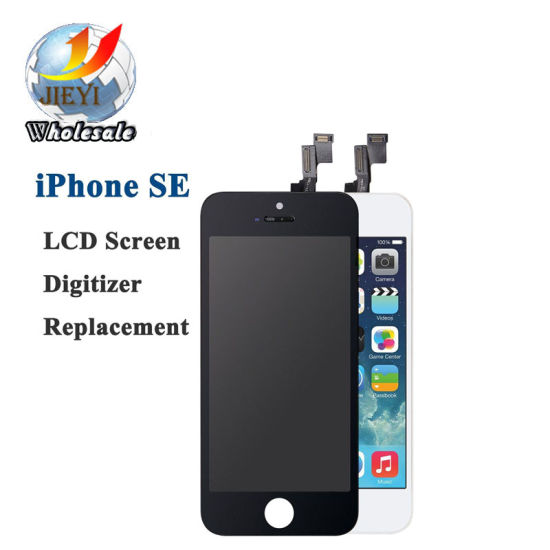 Mobile Phone LCD for iPhone 5s LCD with Touch Screen