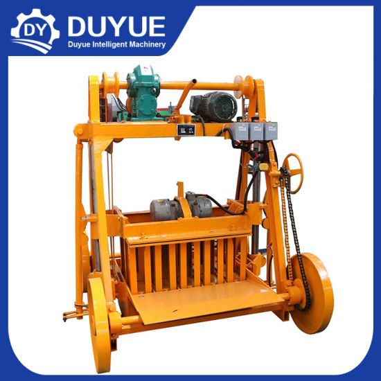Qmy4-45 Hot Sale Concrete Block Machine, Brick Making Machine, High Quality Machine pictures & photos
