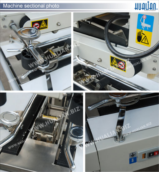 Hualian 2017 Carton Sealer (FXJ-6050) pictures & photos