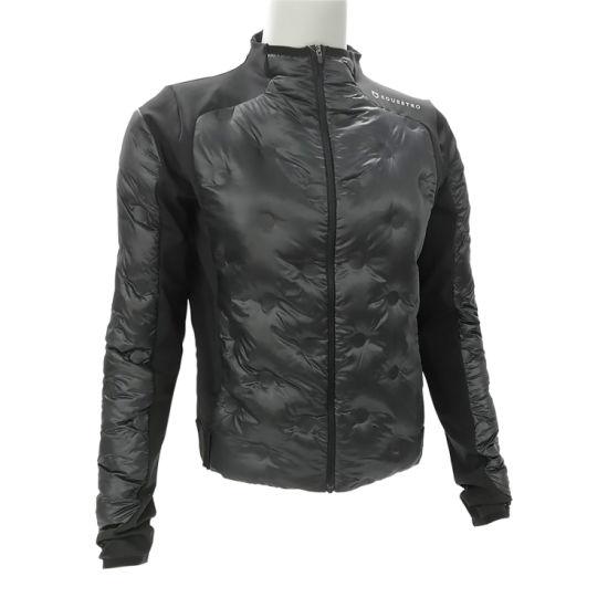 Wholesale Winter Women Female Welded Padding Down Coat Outdoor Jacket