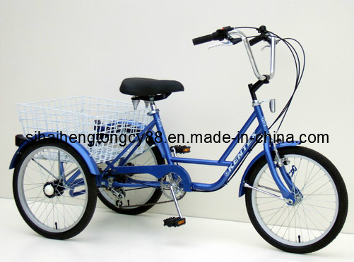 "20""/24"" Shopping Tricycle with Best Price (SH-T006) pictures & photos"