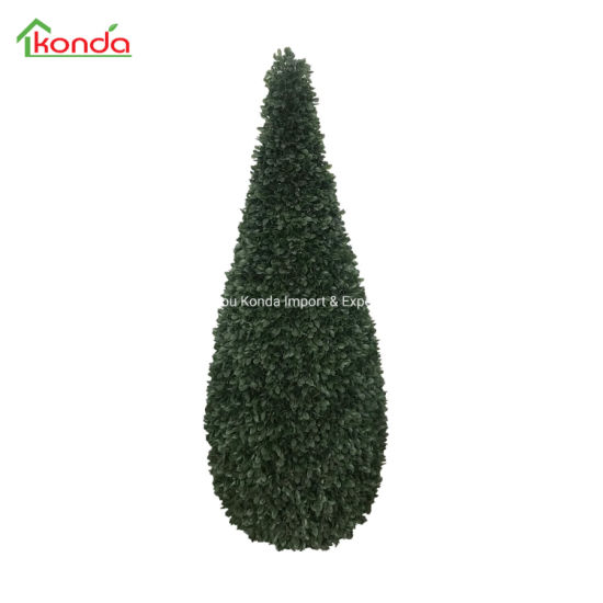 Home Decoration Artificial Flowers and Plants Topiary Green Trees
