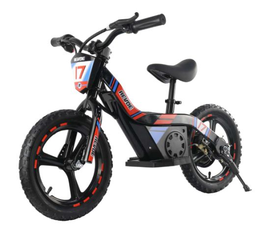 Electric Racing Bike for Kids