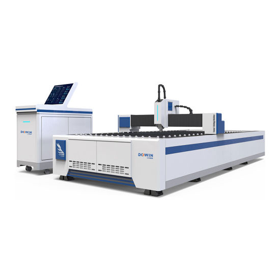 1000W CNC Metal Fiber Lazer/Laser Cutting Machine Aluminum Carbon Steel Stainless Steel Sheet Laser Cutter China Factory Cheap Price