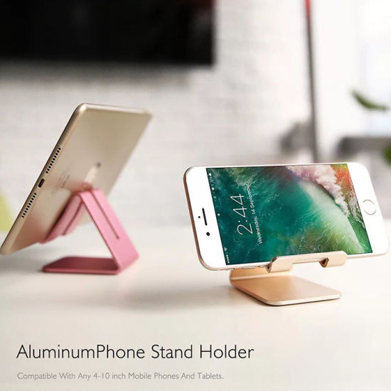 Portable Desk Phone Accessories Mobile Phone Stand Cell Phone Holder