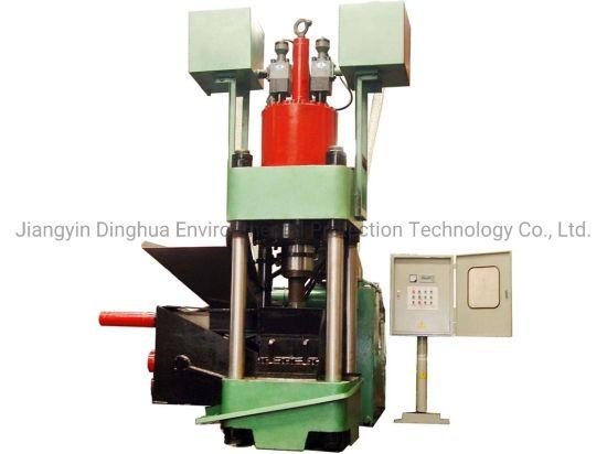 Y83 Customized Design Copper Aluminium Iron Briquette Making Machine