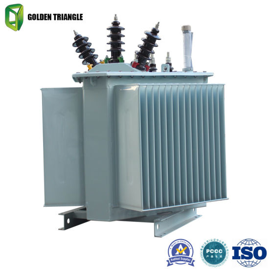 Three Phase Duplex Winding Distribution Transformer