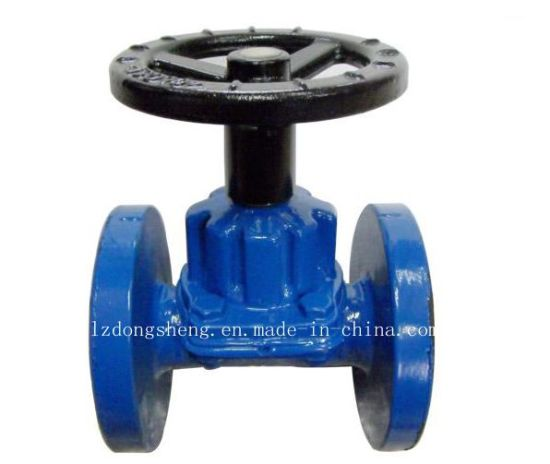 Cast Iron Diaphragm Valve with Rubber Lined pictures & photos
