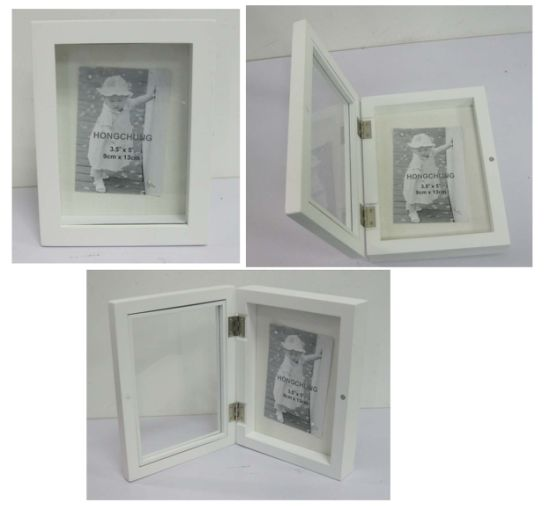China Wooden Shadow Box For Home Decoration With Pins China Photo