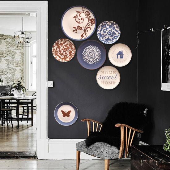 Hg55 Eco-Friendly Ceramic Creative Unique Wall Hanging Decor