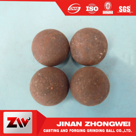 Competitive 127mm Forged Grinding Steel Balls for Gold Mine pictures & photos