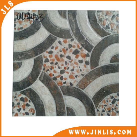 Building Material AAA Grade Cobblestone Rustic Ceramic Flooring Tile pictures & photos