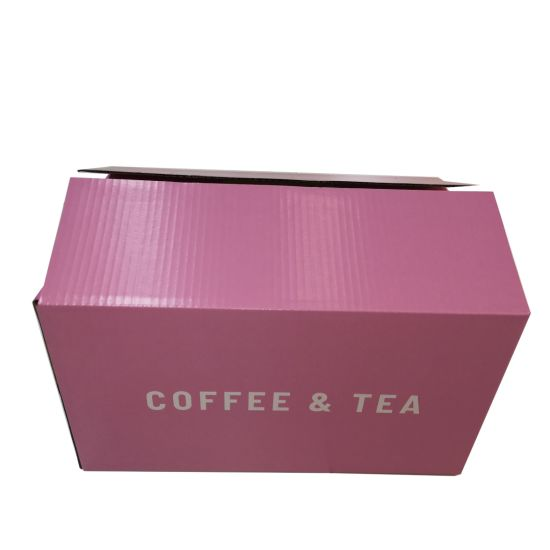 Corrugated Box Paper Cake Box Corrugated Box for Packaging