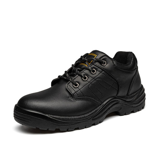China Steel Toe Work Shoes Lightweight