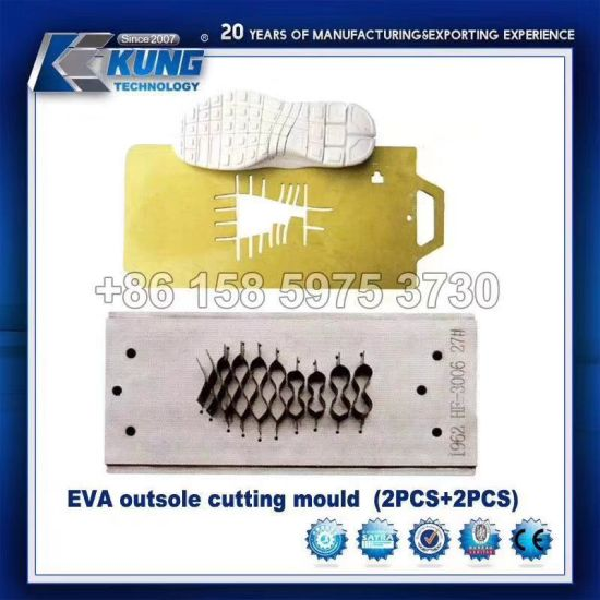 Hydraulic Press EVA Shoe Sole Heat Cutting Machine pictures & photos
