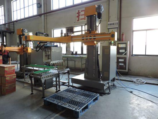 China Manipulator Stacking Machine - China Package Machine