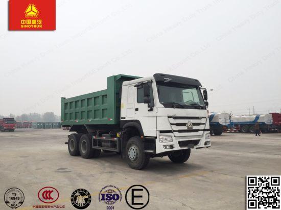 China Sinotruk 6X4 371HP 20 Ton Tipper Truck Sale HOWO Dump