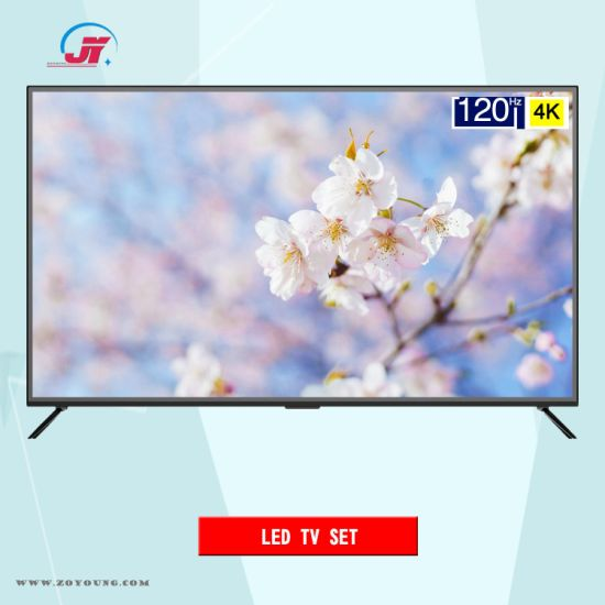 65inch 4K 120Hz UHD Smart LED TV (ZTC-650T9-US)