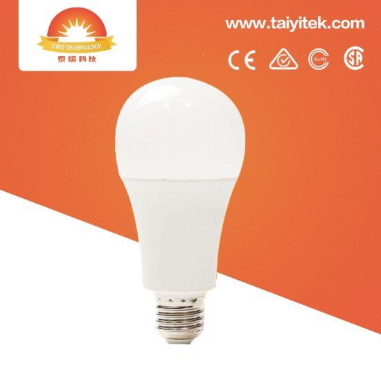 High Efficiency Led Bulb Lighting B22 E27 16w 18w 20w A70 With Pc Cover Emc