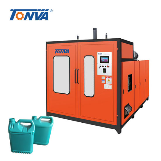 1 Gallon HDPE Oil Bottle Container Making Machine Extrusion Blow Molding Machine