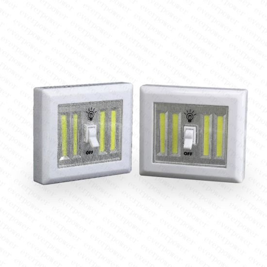 Battery Power COB LED Night Light pictures & photos