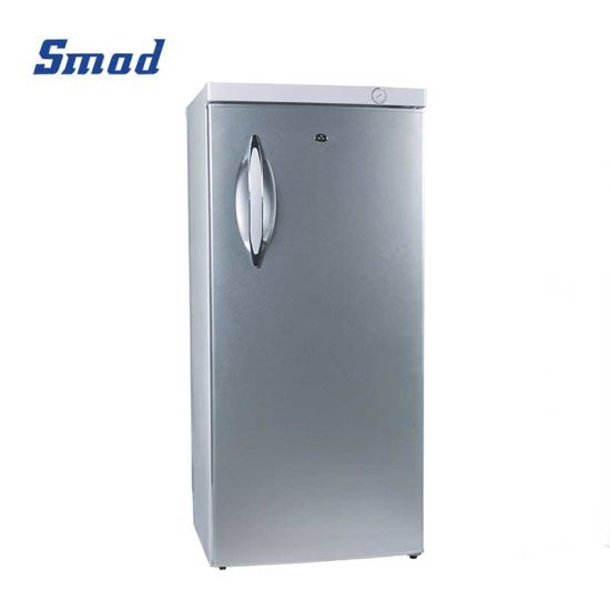 220L Commercial Vertical Deep Freezer Upright Freezer with Drawers