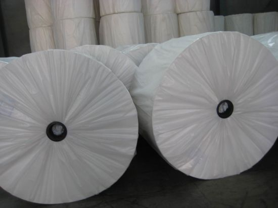 China Wholesale Eco-Friendly 100% PP Spunbond Nonwoven Fabric pictures & photos