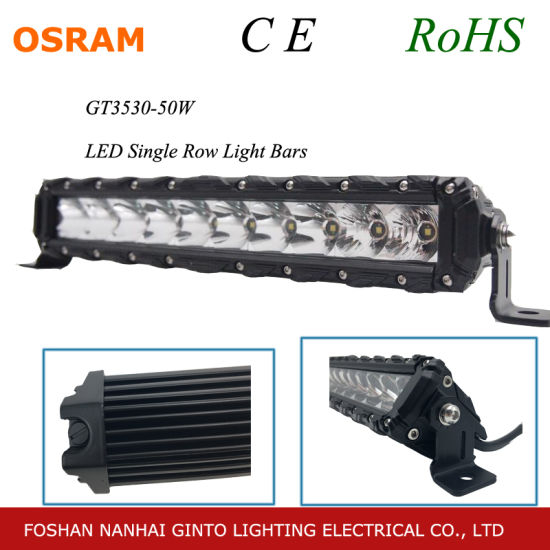 China New 41 5 Osram Driving Led Light Bar For Suv Truck