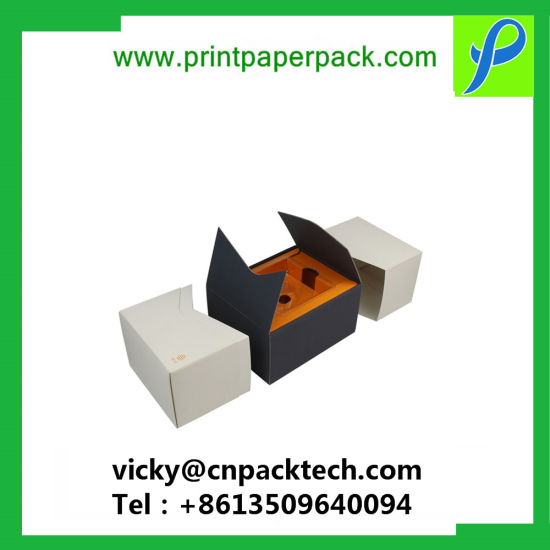 Bespoke Packaging Solution Centre Opening Promotional Box CD Packaging Box USB Packaging Box